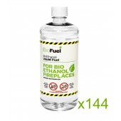 144L Bioethanol Fuel For Fireplaces (144 x 1L)