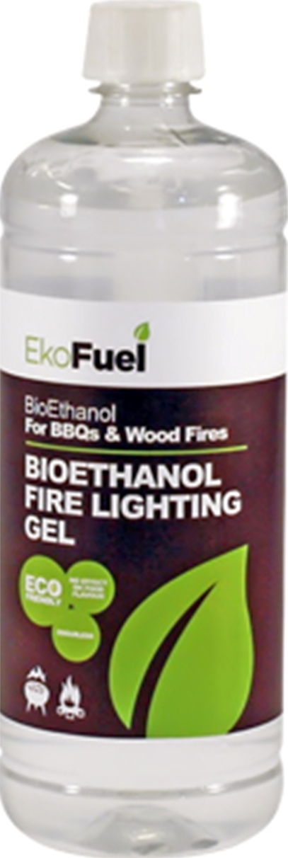 bioethanol gel for bbq and wood fires