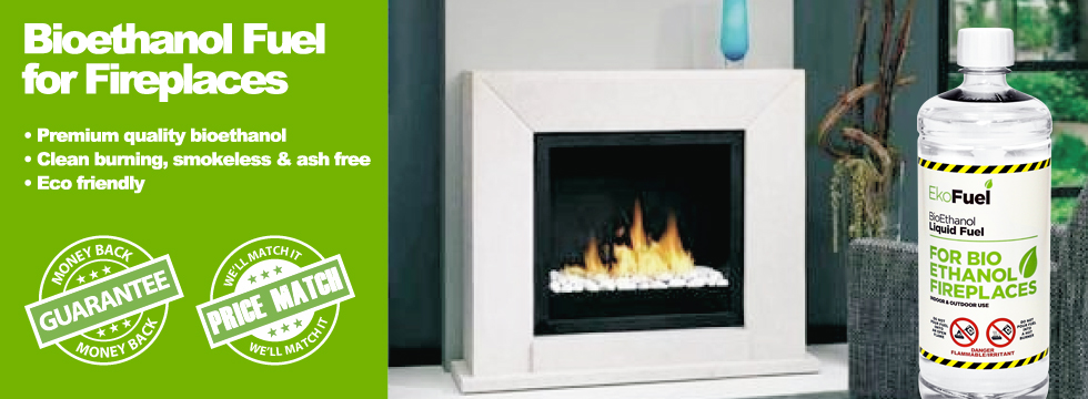 bioethanol for fireplaces
